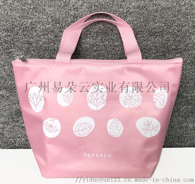 新款定製便當手提包野餐包飯盒包食具女性午餐袋