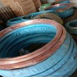贵州铜包钢圆线 镀铜圆线厂家直销 量大优惠-华灿