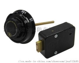 美国进口沙金机械密码锁SG6730