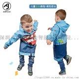 【厂家现货】儿童连体雨衣