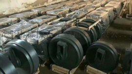 供应挖掘机配件 挖掘机履带板