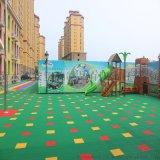 悬浮地板幼儿园室外塑胶防滑地垫