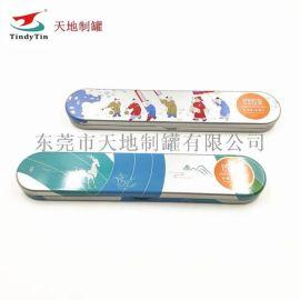 马口铁长方形勺子筷子铁盒 餐具收纳盒 厂家专业定制
