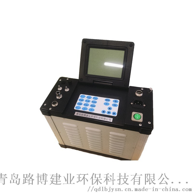 LB-70C烟尘气测试仪操作规范