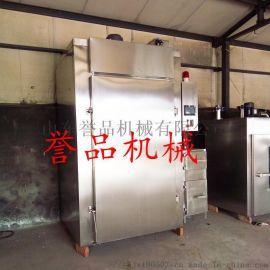 腊肠香肠全自动不锈钢烟熏炉-多功能100型烟熏炉