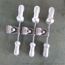 直销光缆防振锤 预绞丝防振锤 4D-40防振金具