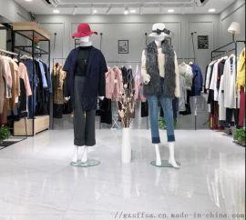 【D+】2019原创设计冬装 品牌折扣女装 走份
