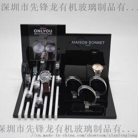 新款亚克力手表展示架,商场手表展示道具
