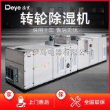 转轮除湿机 工业德业DY-ZL18000EZ组合式