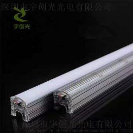 LED硬灯条 40*45楼梯扶手人行道线条灯