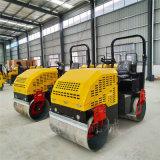 上海工地工程小型路面压实机报价 座驾式双钢轮压路机