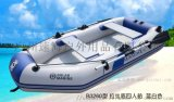 4人三层加厚拉丝底PVC船,充气艇图片,冲锋舟