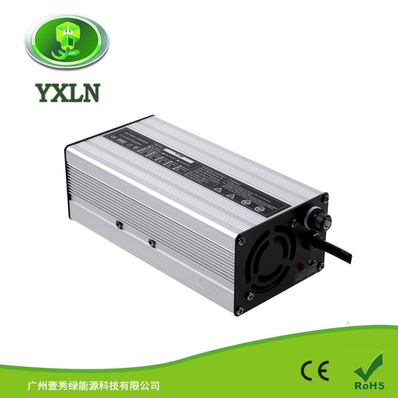 智能高效电动车充电器60V5A锂电池充电器