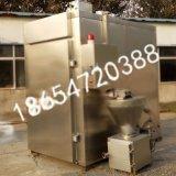 小型工厂加工腊肠烟熏机-大型自动腊肠烘干炉
