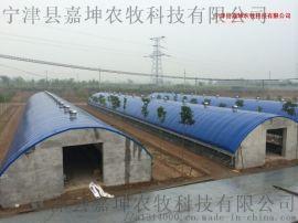 养殖大棚保温养鸡棚 兔棚 大棚钢管