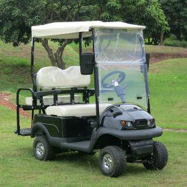 南京碧桂园二座老年四轮代步车电动买菜车小高尔夫球车