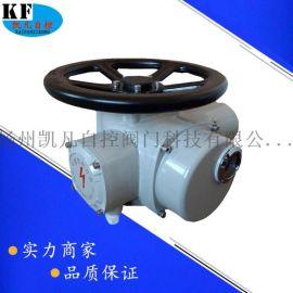 户外型多回转电动执行器DZW15-24