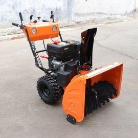 路面养护除雪机 捷克机械 机场路面扫雪斜角清扫器