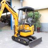 厂家直销 10小型挖掘机 全新农用果园 微型小挖机
