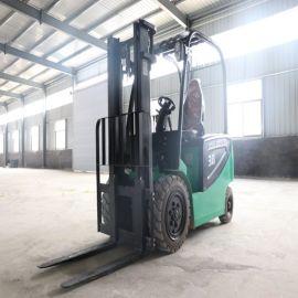 小型座驾式四轮电动叉车 1吨1.5吨2吨液压充电搬运车