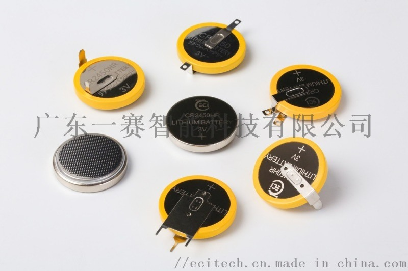 CR型鈕釦電池廠家直銷