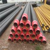 供暖聚氨酯保溫管 DN50/60聚氨酯泡沫預製管綏化