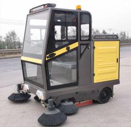小型扫地车电动清扫车