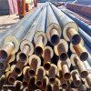 鐵皮聚氨酯保溫管 DN50/60塑套鋼預製直埋保溫管石家莊