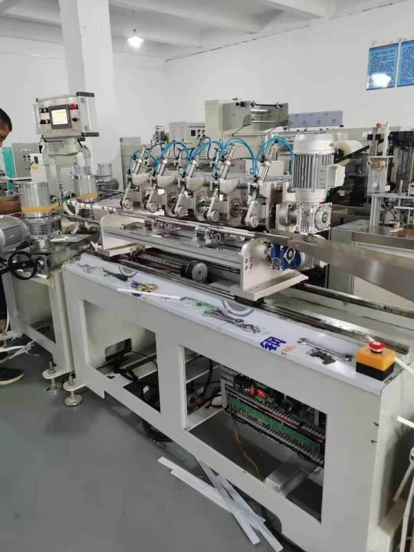 斜口紙吸管機 紙吸管印刷機 瑞程 現貨供應
