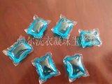 洗衣凝珠、洗衣粉灌裝機,貝爾水溶膜包裝機生產廠家