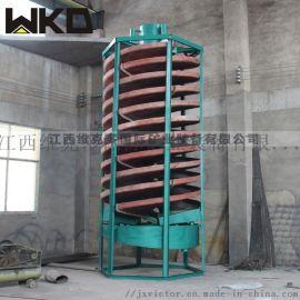 广东供应螺旋溜槽 选铬煤矿螺旋溜槽 选矿设备生产线