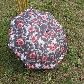 黑胶防紫外线雨伞跑江湖赶集地摊新品25元模式货源