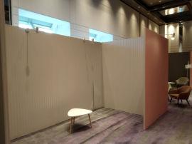 无缝艺术板墙1X2.4米白色厚4公分出租