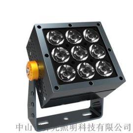 户外亮化照树灯可拼接楼体造型LED投光灯窄光洗墙灯