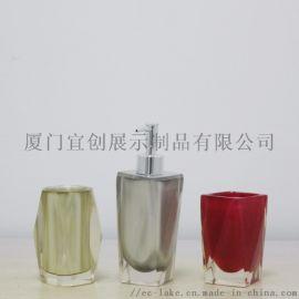 化妆品品牌化妆瓶定制化妆瓶道具摆设