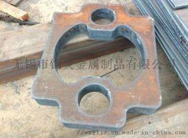锰钢零割小料钢板零售钢板切割