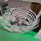 叶片金属雕刻铝单板 长条形镂空雕刻铝单板