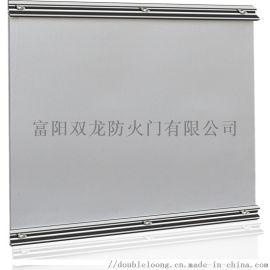 现货供应挡烟垂壁防火布双面加厚硅胶布橡硅胶涂层防火纤维布厂家