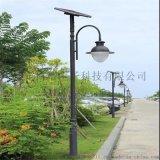 太陽能庭院燈 防水led花園別墅 超亮3米室外路燈