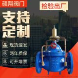 控制閥上海廠家直銷-碩翔閥門