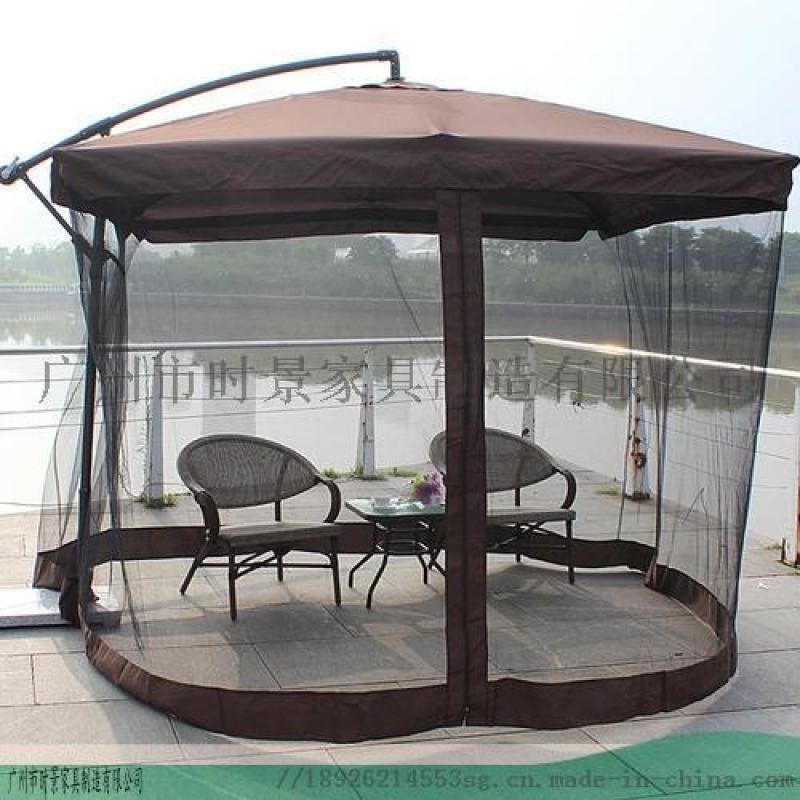 熱賣大遮陽傘-戶外太陽傘長方形擺攤