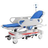 SKB041-2可水平升降手术推车 病人手术推车