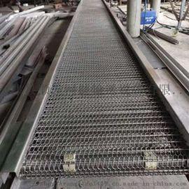 提供可定制耐高温不锈钢网带输送设备