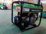 柴油發電焊機自發電250A雙電壓