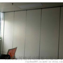 办公室移动屏风隔断安装,65款推拉隔墙厂家定做