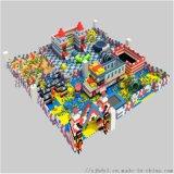 大型EPP積木樂園 室內積木城堡 積木滑梯樂園