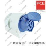 PCE插座 壁裝插座 113-6