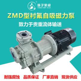 ZMD型氟塑料自吸磁力泵衬氟自吸泵衬氟磁力泵