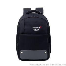 定制背包商务休闲双肩背包电脑包logo定做