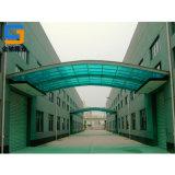 宁波厂家定制阳光板钢棚,遮阳雨棚